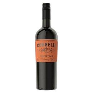 Vinho Italiano Tinto Meio Seco Primitivo IGT Puglia Corbelli 750ml