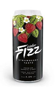 Sidra Fizz Premium sabor Morango 500ml