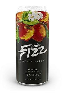 Sidra Fizz Premium sabor Maçã 500 ml