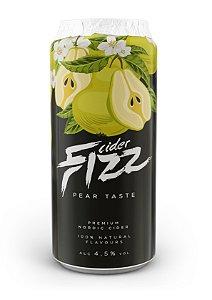 Sidra Fizz Premium sabor Pera 500ml