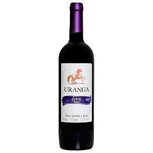 Vinho Chileno Fino Tinto Meio Seco Syrah Uranga 750ml