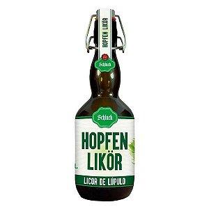 Licor de Lúpulo Hopfen Likör 530 ml Schluck