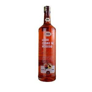 Licor Creme de Pêssego 750 ml Schluck