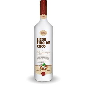 Licor Fino de Coco 750 ml Schluck