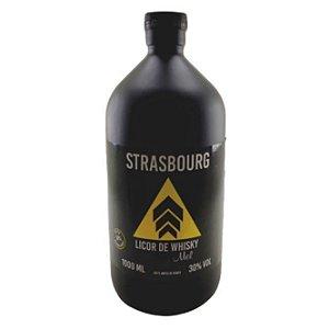 Licor de Whisky e Mel Strasbourg 1000ml