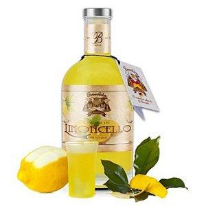 Licor fino de Limão Siciliano Limoncello Brennstube 500ml