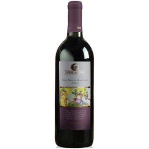 Vinho de mesa tinto suave Torre Di Luna San Michele 750ml