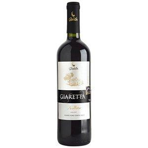 Vinho tinto seco fino Ancellotta Giaretta 750ml