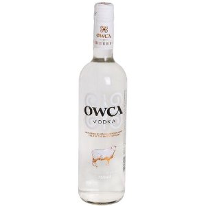 Vodka Artesanal OWCA 750ml