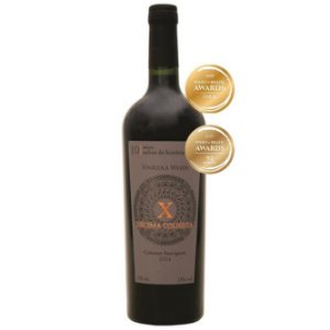 Vinho Fino Tinto Seco Décima Colheita Cabernet Sauvignon Weber 750ml