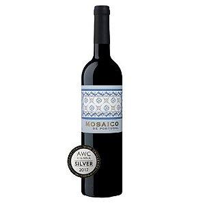 Vinho Fino Tinto Meio Seco Mosaico de Portugal Casa Santos Lima 750ml