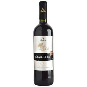 Vinho tinto seco fino Merlot Giaretta 750ml