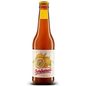 Cerveja Barbarella Fruitbier Maracujá Long Neck 355ml