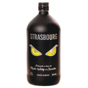 Malte Whisky e Carvalho Strasbourg 1000ml