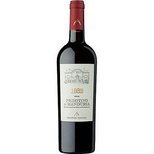 Vinho Italiano Tinto Meio Seco 1932 Primitivo Di Manduria D.O.C 750ml