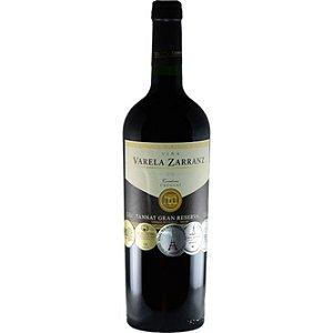 Vinho Uruguaio Tinto Seco Varela Zarranz Tannat Gran Reserva 750ml