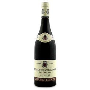 Vinho Francês Tinto Seco Vaucher Père & Fils Cabernet Sauvignon 750ml