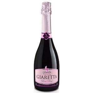 Espumante Rosé Brut Charmat Giaretta 750ml