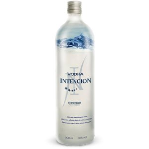 Vodka Intencion Destilada 5x 900ML