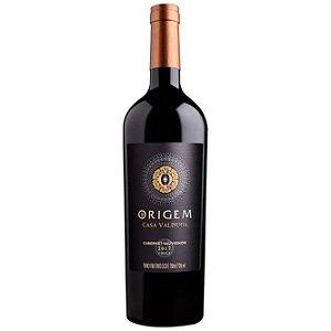 Vinho Tinto Seco Origem Cabernet Sauvignon Chile 750ml