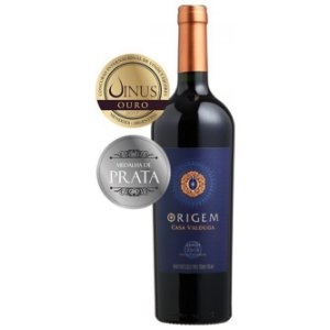 Vinho Tinto Seco Origem Merlot 750ml