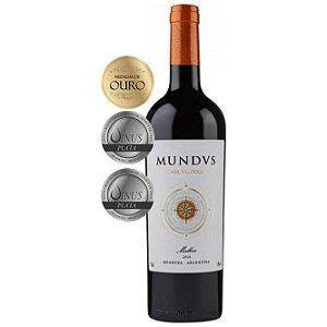 Vinho Tinto Seco Mundvs Malbec 750ml