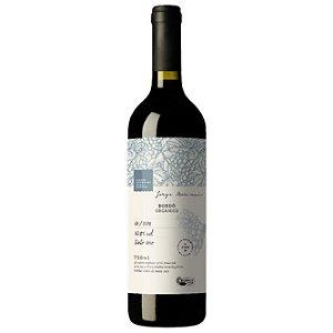 Vinho Orgânico Tinto Seco de Mesa Bordô 750ml