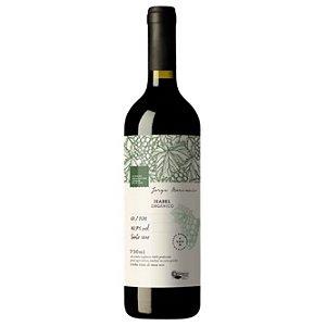 Vinho Orgânico Tinto Seco de Mesa Isabel 750ml