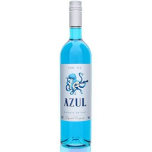 Blue Ice Azul Coquetel Composto Casa Motter 750ml
