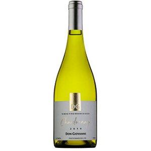 Vinho Fino Branco Seco Chardonnay Don Giovanni 750ml
