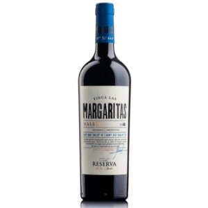 Vinho Argentino Fino Tinto Seco Malbec Las Margaritas 750ml