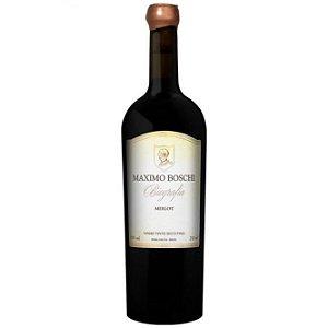 Vinho Tinto Seco Biografia Merlot Maximo Boschi 750ml