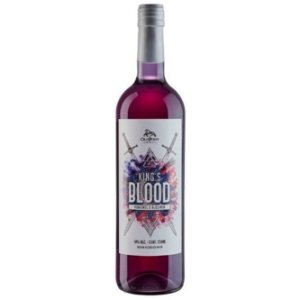Hidromel Suave King's Blood Old Pony 750ml