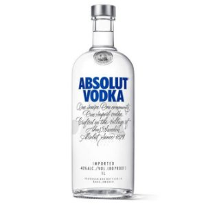 Vodka Sueca Absolut 1 Litro