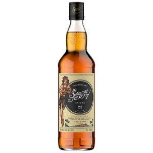 Rum Caribenho Sailor Jerry Spiced 700ml