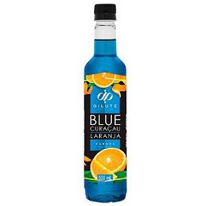 Xarope Dilute Premium Curaçau Blue 500ml