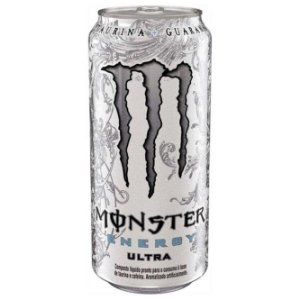 Energético Monster Ultra Energy 473ml