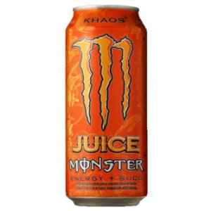 Energético Monster Khaos Energy 473ml