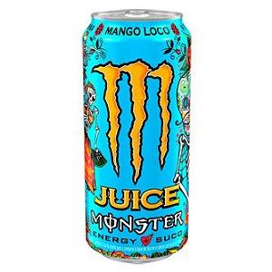 Energético Monster Mango Loco Energy 473ml