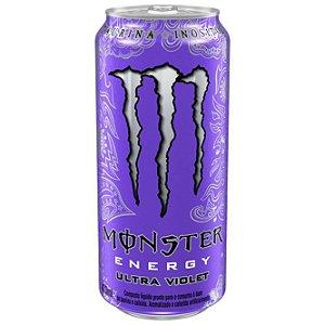 Energético Monster Ultra Violet Energy 473ml