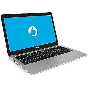 Notebook Motion C4500AI Intel Celeron 4GB 500GB 14'' Linux - Positivo
