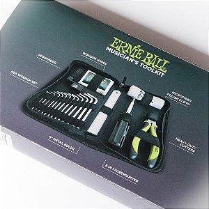 Kit de Ferramentas ERNIE BALL para instrumentos de corda
