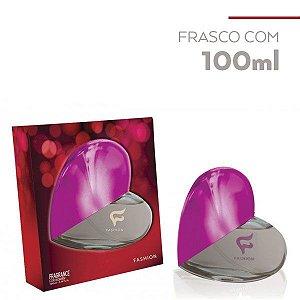 Fragrance For Women Coração Fashion 100ml - 01 unidade