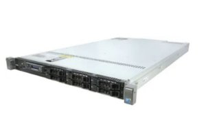 Servidor Dell R610: 2x Xeon E5645 Sixcore Sem RAM Sem HD