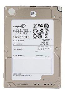 HD 2,5 300GB SAS 15K - Varias Marcas - Produto NOVO com GARANTIA 6 meses
