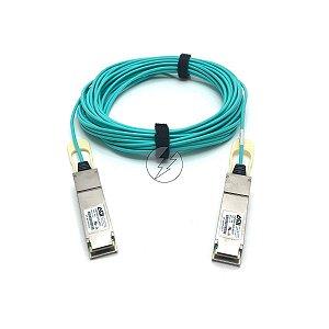 Cabo de fibra óptica AOI QSFP28 para QSFP28 AQPA9N12ADLN0817