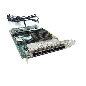 Placa controladora HP P822 643379-001: 2GB 2portas internas