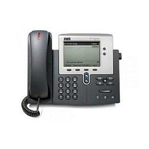 Telefone Cisco 7941 G - POE - Unified IP Phone - Seminovo com Garantia 6 meses