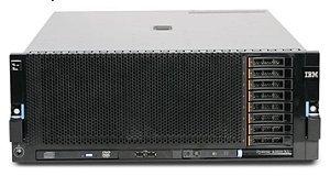 Servidor Ibm X3850 X5,  4 Xeon Deca Core, 64gb, 2 SAS 600 GB