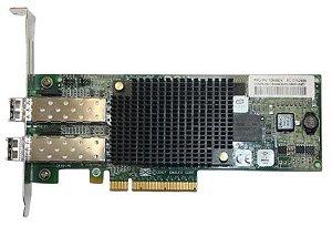 Placa rede SFP 8gb Dual Port Pci-e Lpe12002 / 10n9824 ibm